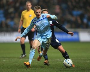Johnstone's Paint Trophy - Northern Section - Semi Final - Coventry City v Preston