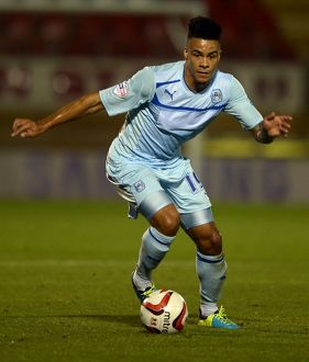Johnstone's Paint Trophy - Second Round - Leyton Orient v Coventry City - Matchroom