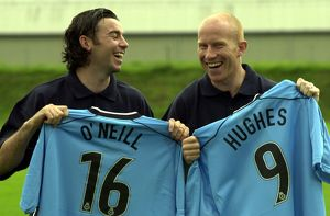 Keith O'Neill and Lee Hughes