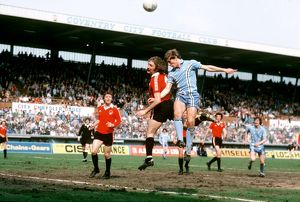 League Division One - Coventry City v Bristol City