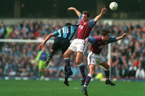 Littlewoods FA Cup Fifth Round - Aston Villa v Coventry City