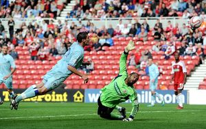 npower Football League Championship - Middlesbrough v Coventry City - Riverside
