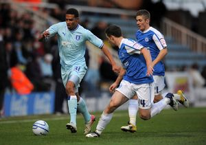 npower Football League Championship - Peterborough United v Coventry City - London Road