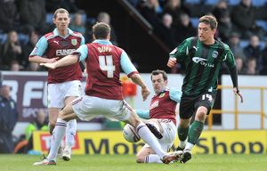 npower Football League Championship - Burnley v Coventry City - Turf Moor