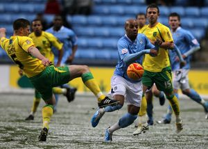 npower Football League Championship - Coventry City v Norwich City - Ricoh Arena