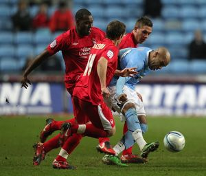 npower Football League Championship - Coventry City v Nottingham Forest - Ricoh Arena