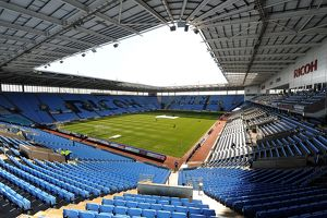 npower Football League Championship - Coventry City v Burnley - Ricoh Arena
