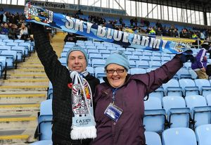 npower Football League Championship - Coventry City v Southampton - Ricoh Arena