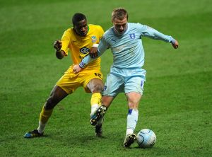 npower Football League Championship - Coventry City v Crystal Palace - Ricoh Arena