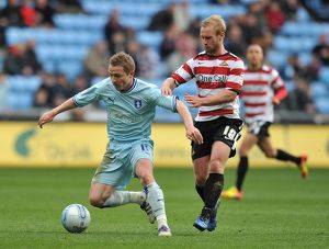 npower Football League Championship - Coventry City v Doncaster Rovers - Ricoh Arena