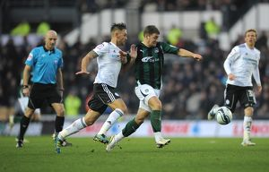 npower Football League Championship - Derby County v Coventry City - Pride Park