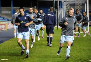 npower Football League Championship - Millwall v Coventry City - The Den