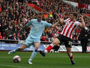 npower Football League Championship - Southampton v Coventry City - St. Mary's