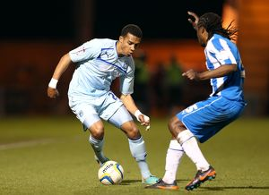 <b>Colchester United v Coventry City : Weston Homes Community Stadium : 20-11-2012</b><br>Selection of 24 items