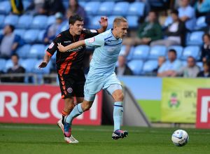 <b>Coventry City v Sheffield United: Ricoh Arena: 21-08-2012</b><br>Selection of 14 items