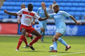 <b>Coventry City v Stevenage : Ricoh Arena : 09-09-2012</b><br>Selection of 17 items