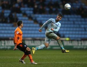 <b>Coventry City v Portsmouth : Ricoh Arena : 24-11-2012</b><br>Selection of 4 items