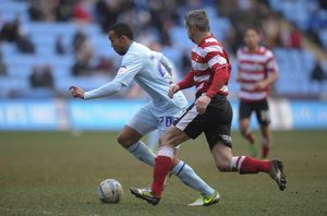 npower Football League One - Coventry City v Doncaster Rovers - Ricoh Arena