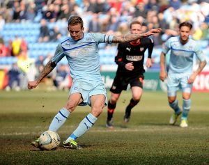 npower Football League One - Coventry City v Brentford - Ricoh Arena