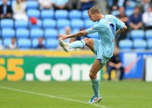 <b>Coventry City v Bury : Ricoh Arena : 25-08-2012</b><br>Selection of 4 items