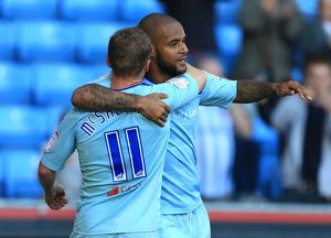 <b>Coventry City v Carlisle United : Ricoh Arena : 22-09-2012</b><br>Selection of 7 items