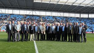 npower Football League One - Coventry City v Carlisle United - Ricoh Arena
