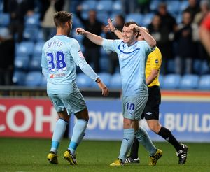 <b>Coventry City v Crawley Town : Ricoh Arena : 06-11-2012</b><br>Selection of 12 items