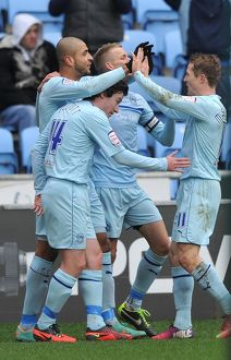 <b>Coventry City v Crewe Alexandra : Ricoh Arena : 23-02-2013</b><br>Selection of 7 items