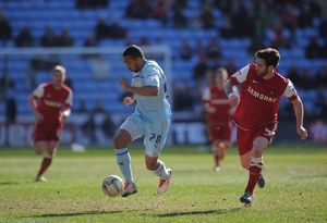 npower Football League One - Coventry City v Leyton Orient - Ricoh Arena