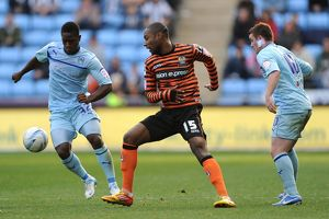 npower Football League One - Coventry City v Notts County - Ricoh Arena