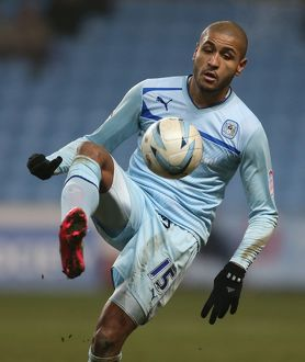 npower Football League One - Coventry City v Tranmere Rovers - Ricoh Arena