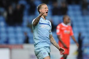 npower Football League One - Coventry City v Walsall - Ricoh Arena