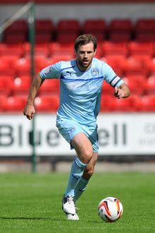 npower Football League One - Crewe Alexandra v Coventry City - Gresty Road