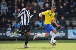 npower Football League One - Notts County v Coventry City - Meadow Lane