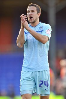 npower Football League One - Oldham Athletic v Coventry City - Boundary Park