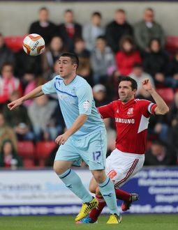 npower Football League One - Swindon Town v Coventry City - County Ground