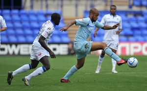 <b>Tranmere Rovers v Coventry City : Prenton Park : 15-09-2012</b><br>Selection of 4 items