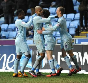 npower League One - Coventry City v Oldham - Ricoh Arena