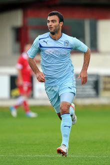 Pre Season Friendly - Accrington Stanley v Coventry City - Crown Ground