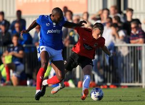 Pre Season Friendly - Portsmouth v Coventry City - Havant and Waterlooville