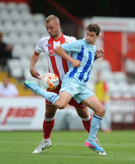 <b>Stevenage v Coventry City - The Lamex Stadium</b><br>Selection of 2 items