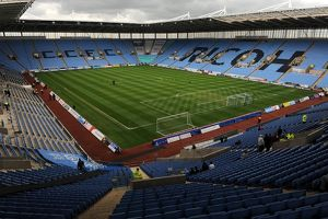 the ricoh arena home to coventry city fc