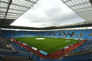 Ricoh Arena, home to Coventry City F.C