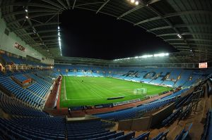 ricoh arena home to coventry city fc