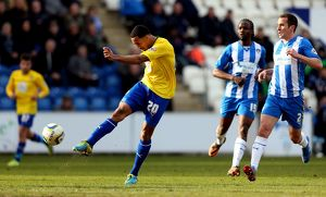 Sky Bet League One - Colchester United v Coventry City - Weston Homes Community Stadium