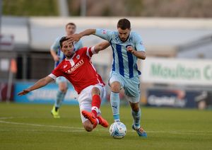 Sky Bet League One - Coventry City v Barnsley - Sixfields Stadium