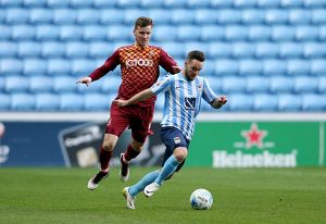 Sky Bet League One - Coventry City v Bradford City - Ricoh Arena