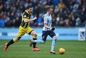 Sky Bet League One - Coventry City v Burton Albion - Ricoh Arena
