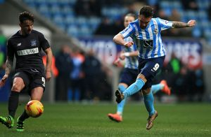 Sky Bet League One - Coventry City v Bury - Ricoh Arena