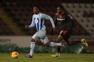 Sky Bet League One - Coventry City v Carlisle United - Sixfields Stadium